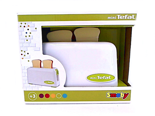 SMOBY - MINI - TEFAL - TOSTER - 310504