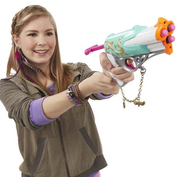HASBRO - NERF - REBELLE - DAUNTLESS - B1699