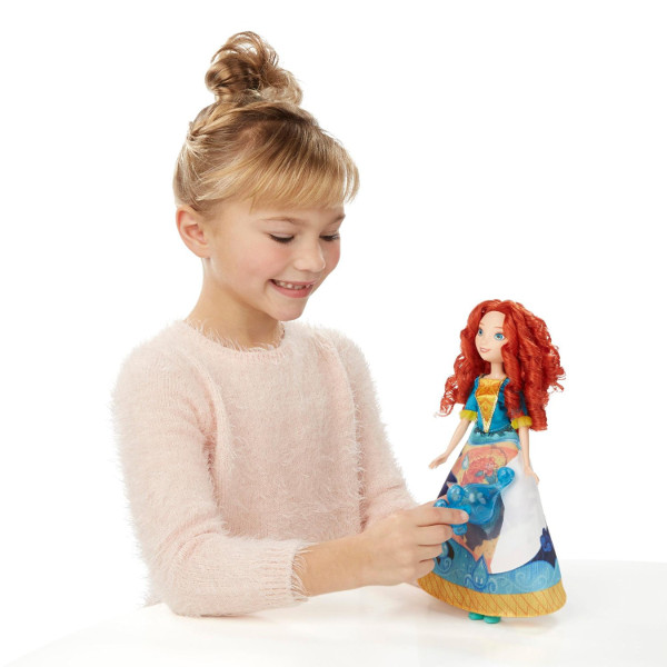 HASBRO - DISNEY - PRINCESS - MERIDA - B5295