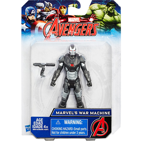 MARVEL - AVENGERS - WAR MACHINE - B6295 - B6618