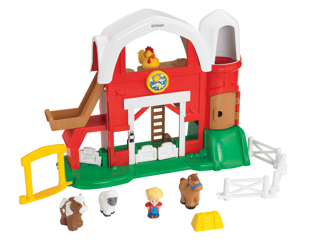 FISHER - PRICE - FARMA - BDY68