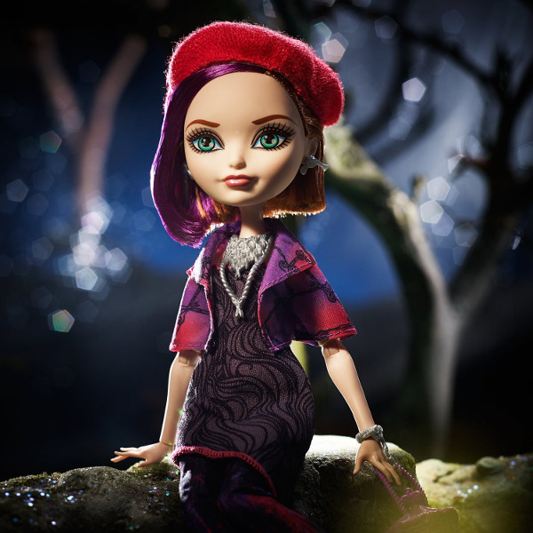 MATTEL - EVER - AFTER - HIGH - REBELSI - POPPY - O'HAIR - CFD00 - CFD02