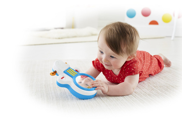 FISHER - PRICE - GITARA - MALUSZKA - DFP21