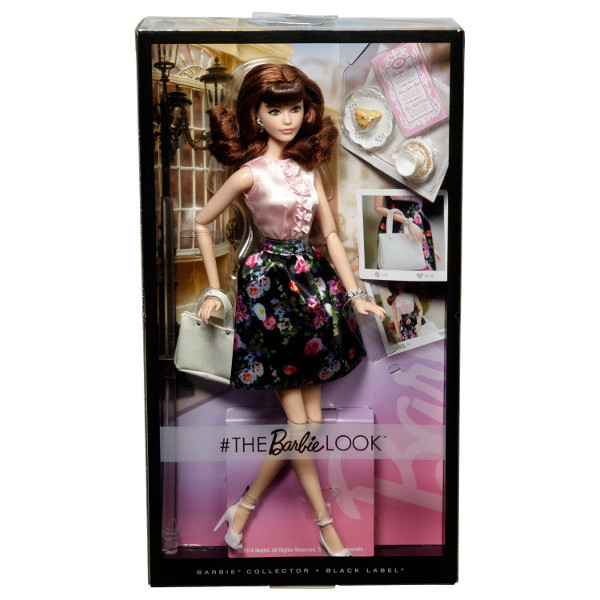 BARBIE - LOOK - SZATYNKA - SWEET - TEA - DGY11-DGY08