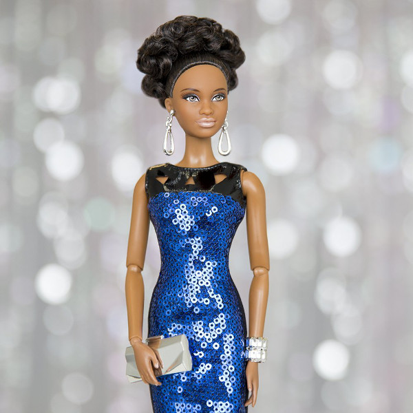 BARBIE - LOOK - BRUNETKA - NIGHT - OUT - DGY11-DGY09