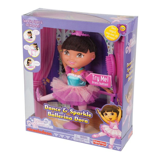 Fisher Price - Dora - V9547