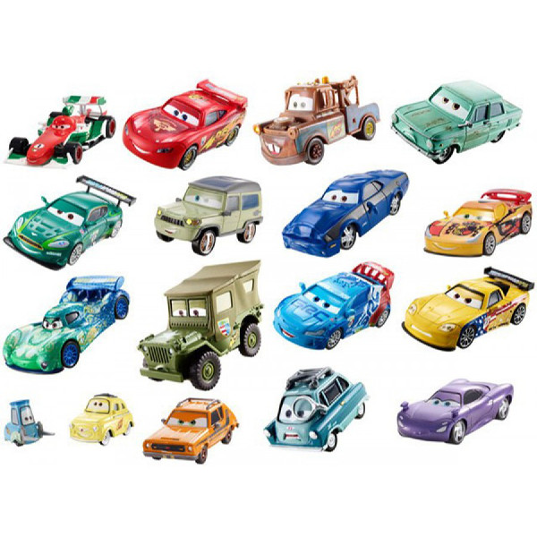 MATTEL - DISNEY - CARS - RESORAKI - W1938