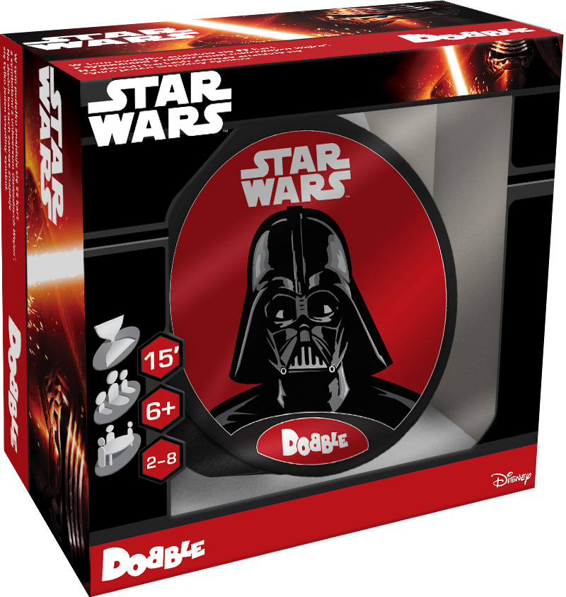Dobble: Star Wars - Rebel - 3558380039181