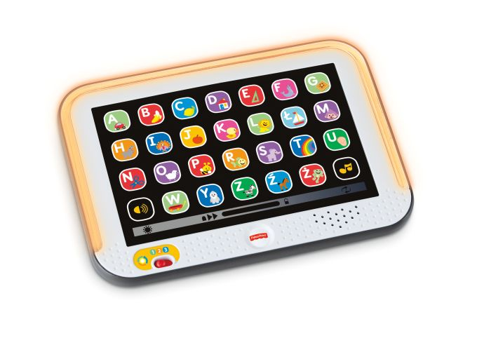 TABLET MALUCHA - 3 POSIOMY NAUKI - FISHER PRICE - DHN29