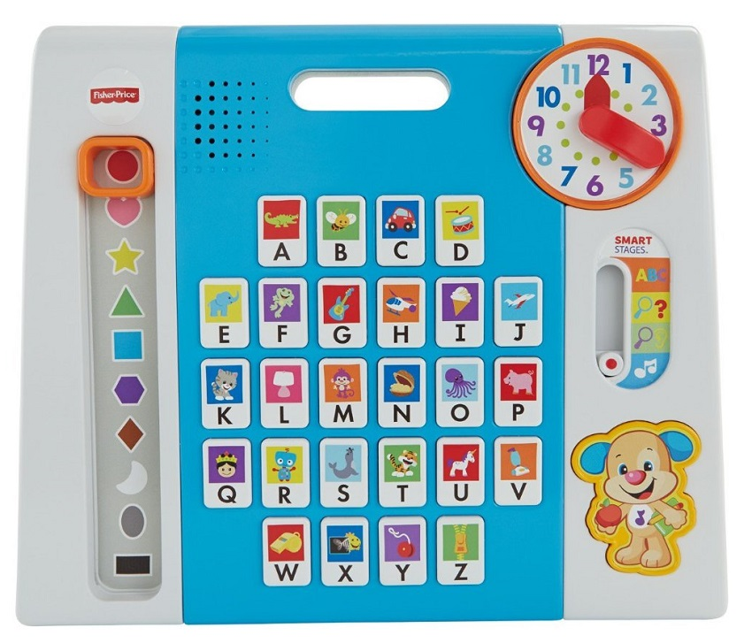 EDUKACYJNA TABLICA MALUCHA - FISHER PRICE - DRJ13