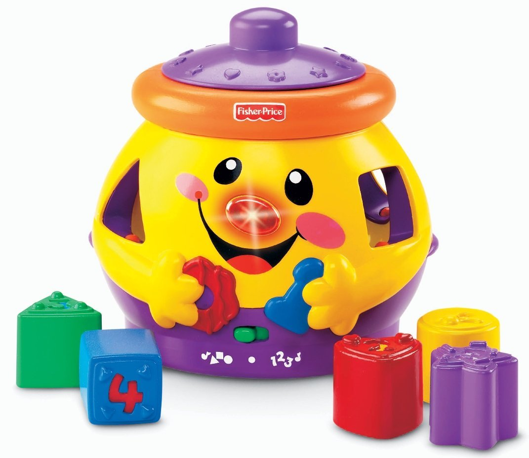JAKE I STATEK PIRACKI - FISHER PRICE - BDH86